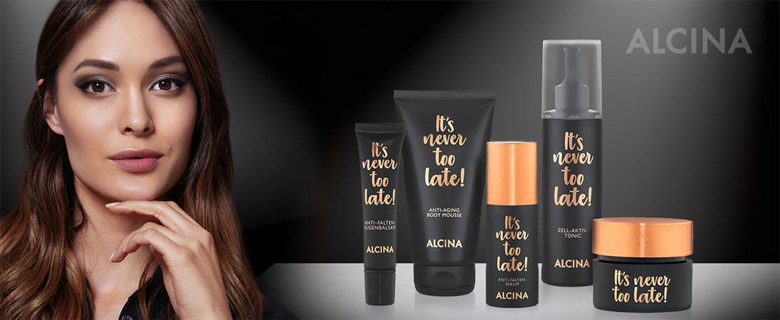 Alcina - Salon Iveta - Kosmetika Jičín