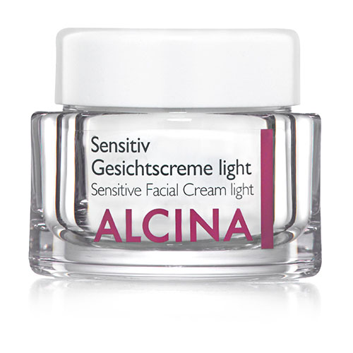 Alcina Sensite krém light