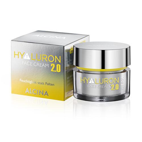 Alcina Hyaluron 2.0 Pleťový krém 50 ml