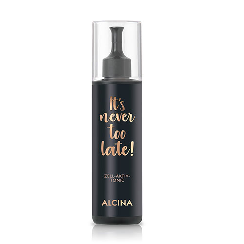 Alcina IT´S NEVER TOO LATE! Aktivní tonikum 125 ml