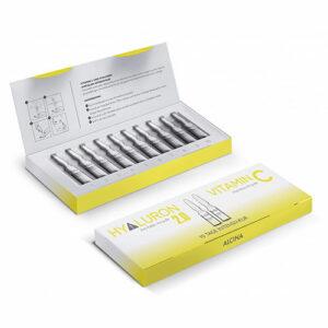Alcina Intenzivní ampulková kúra 10 x 1 ml