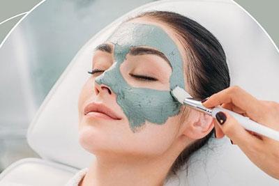 Kosmetické ošetření s alginátovou maskou DR.BAUMANN