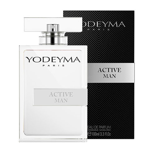 Pánský parfém YODEYMA Active Man 100 ml