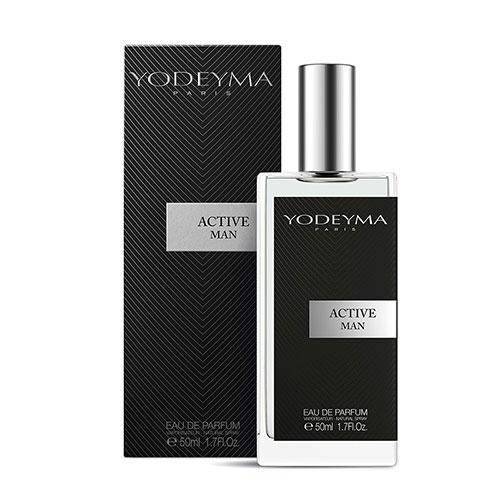 Pánský parfém YODEYMA Active Man 50 ml