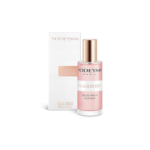 Dámský parfém YODEYMA Black Elixir 15 ml