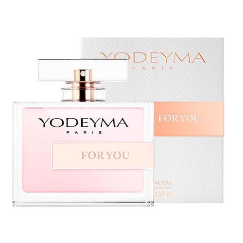 Dámský parfém Yodeyma For You 100 ml