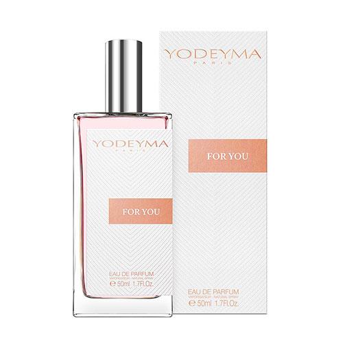 Dámský parfém Yodeyma For You 50 ml