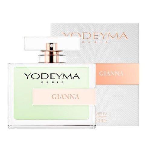 Dámský parfém YODEYMA Gianna 100 ml