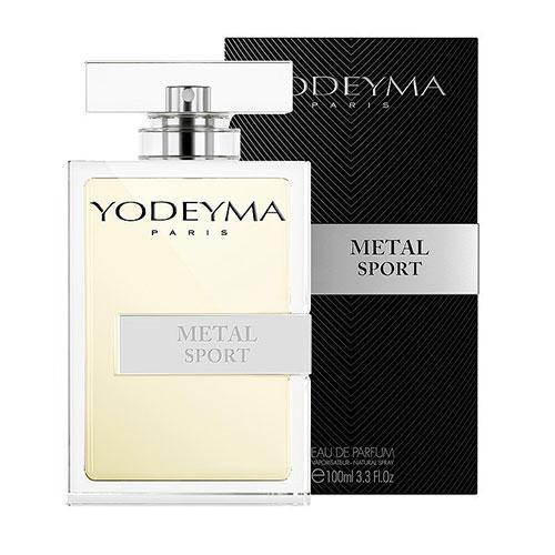 Pánský parfém YODEYMA Metal Sport 100 ml