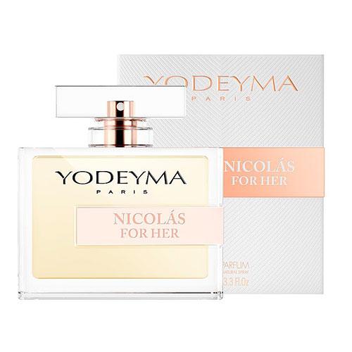 Dámský parfém YODEYMA Nicolas For Her 100 ml