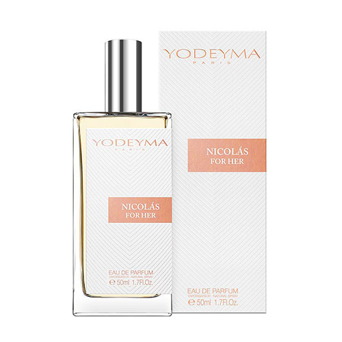 Dámský parfém YODEYMA Nicolas For Her 50 ml