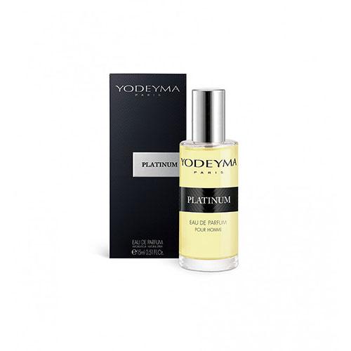 Pánský parfém YODEYMA Platinum 15 ml