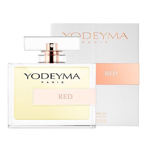 Dámský parfém YODEYMA Red 100 ml